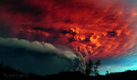 آتشفشان ۹۱