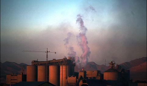 آلودگی صنعتی ۰۱۱