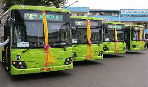 اتوبوس BRT 91