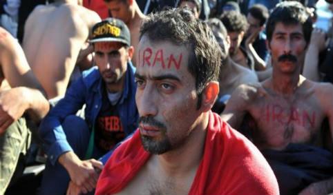 ایرانی مهاجر ۹۱