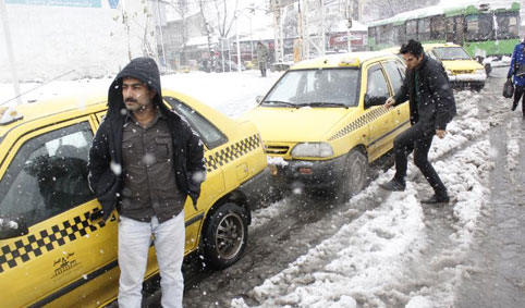 تاکسی ۰۵۳