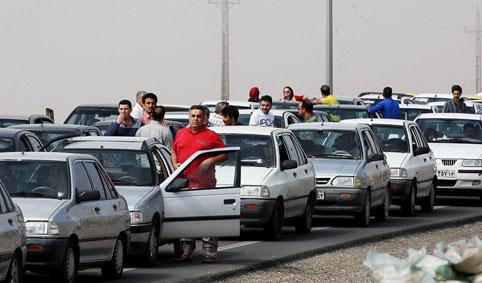 ترافیک ۰۲۴