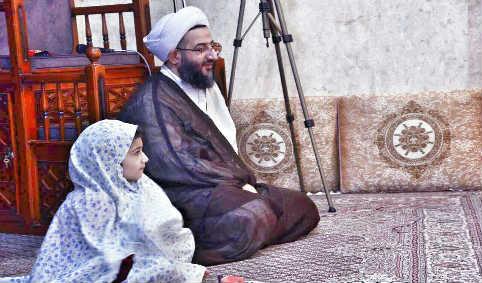 حجت الاسلام والمسلمین مدنی ۹۱