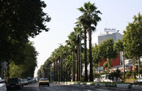 خیابان امام رشت ۰۱۱