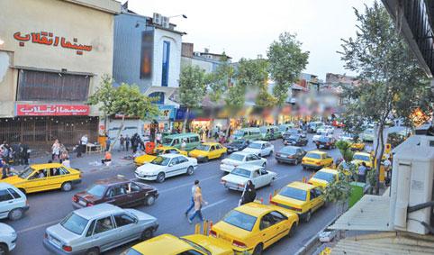 خیابان امام رشت ۰۲۶
