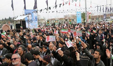 راهپیمایی روز شهدا ۰۱۱
