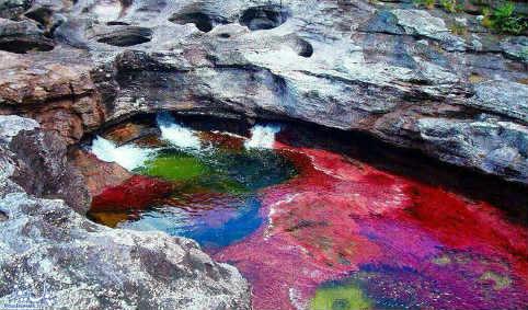 رودخانه رنگی ۹۱