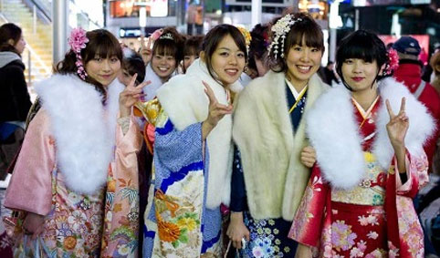زنان ژاپنی ۰۱۱