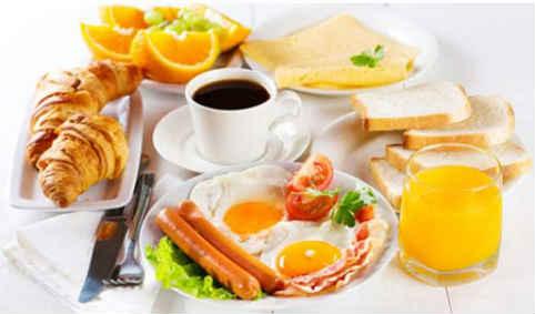 صبحانه ۹۱