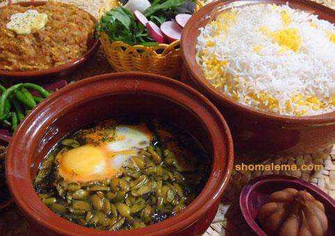 غذای محلی 012