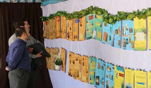 نمایشگاه راه روشن با موضوع عفاف و حجاب  ۹۱