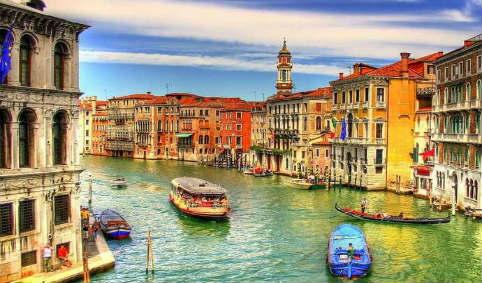 ونیز ایتالیا ۹۱