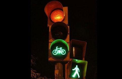 چراغ دوچرخه 011