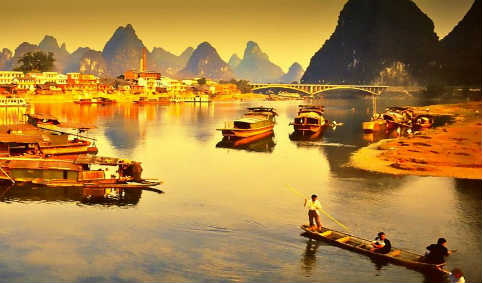 چین دریا کشتی قایق ۹۱