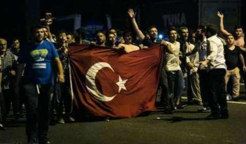 کودتای ترکیه ۹۱