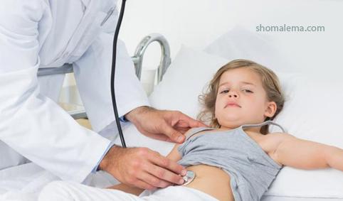 کودک بیمار ۰۴۳